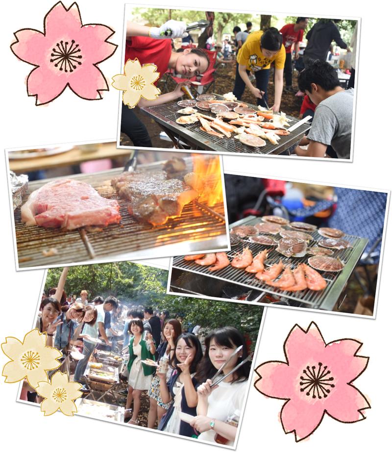全研本社BBQ2015