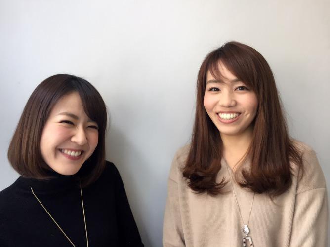 ★平賀さんと山仁さん