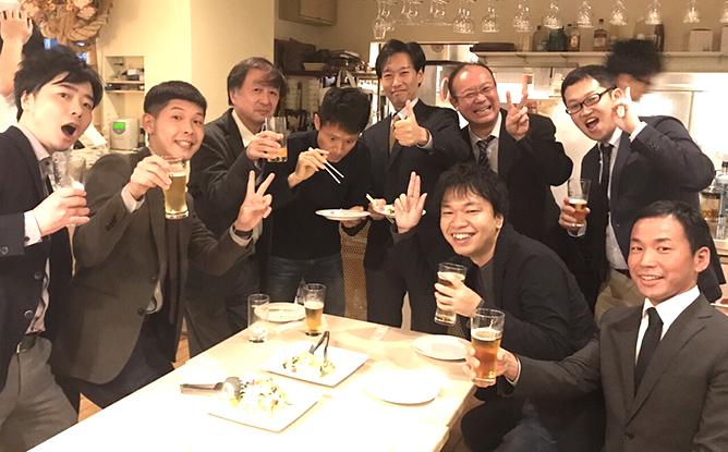 岡田リーダーご結婚写真3