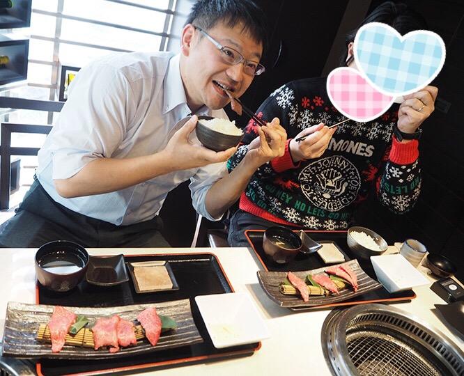北川さん食す