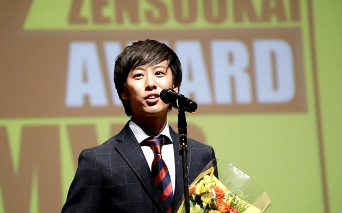 総合MVP