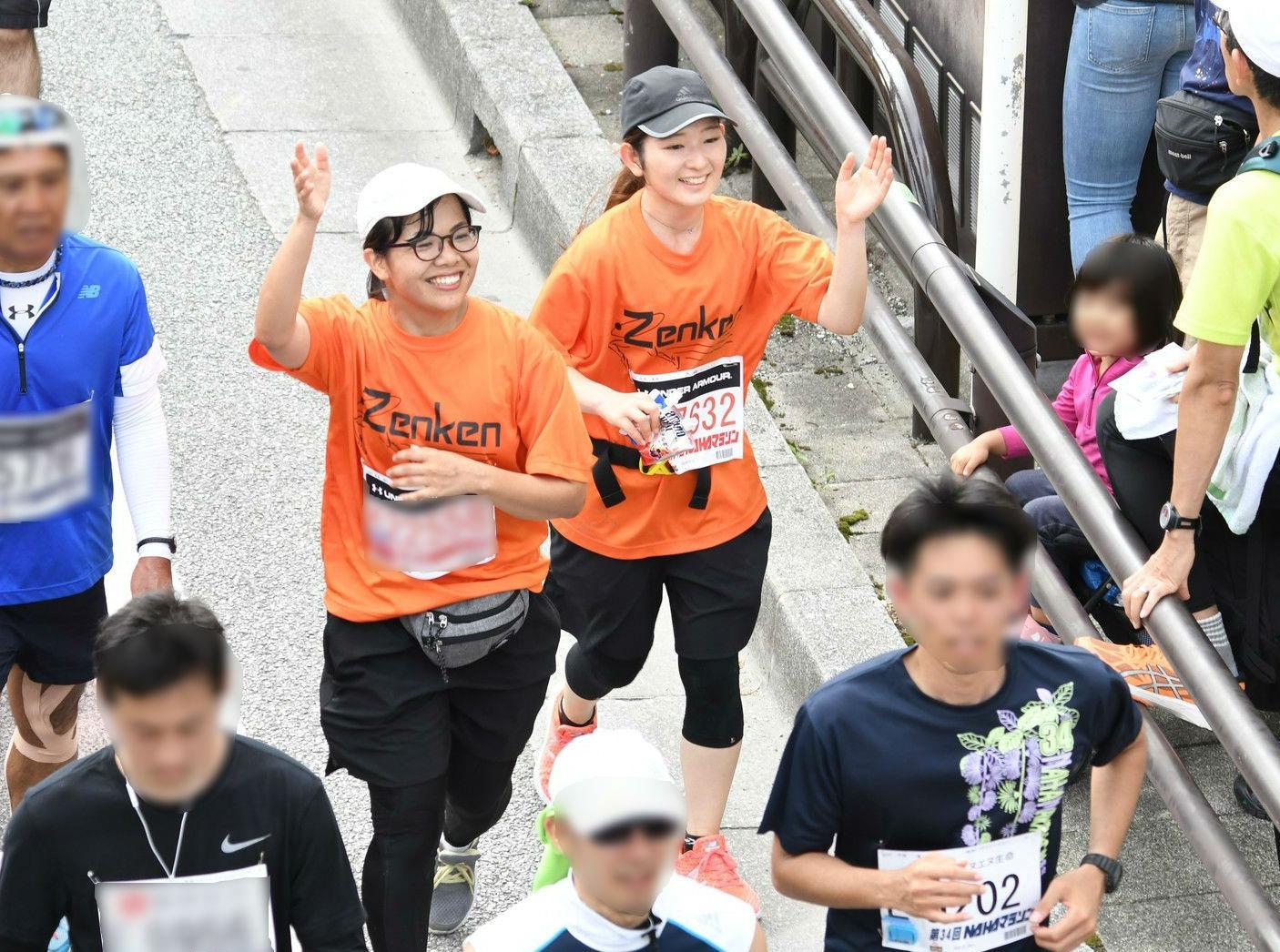 NAHAマラソン写真9