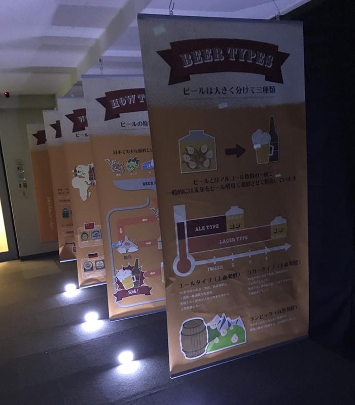 制作物の展示