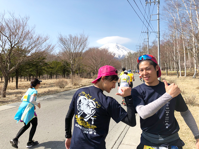 当日3富士山
