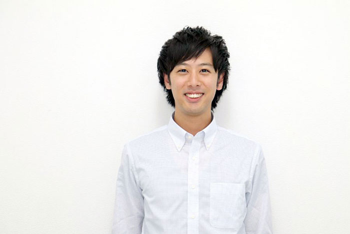 福田主任のお顔写真